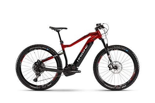 Haibike Sduro HardSeven 10.0 27.5'' Pedelec E-Bike MTB schwarz/rot/grau 2019*
