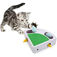 OBloved Low Noise Electronic Interactive Cat Toys