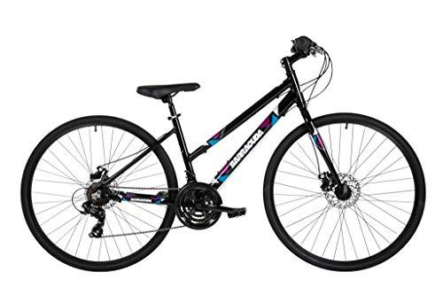 Barracuda Hydrus Womens Hybrid Sports Road Bike Disc Brakes 19'