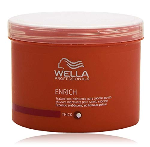 Wella Care Enrich Mask für kräftiges Haar 500ml