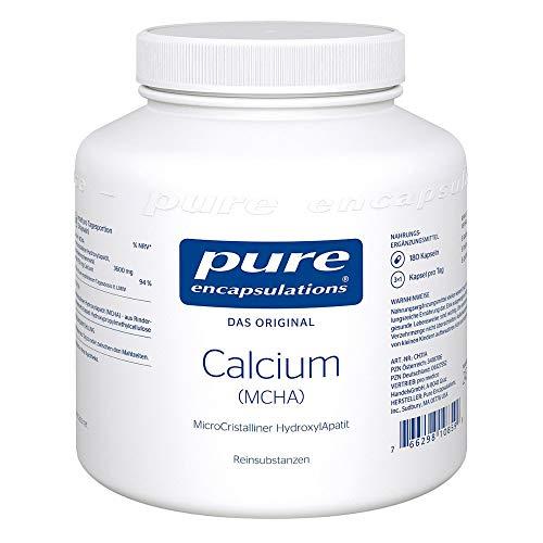 Pure Encapsulations Calcium (MCHA) 180 Kapseln