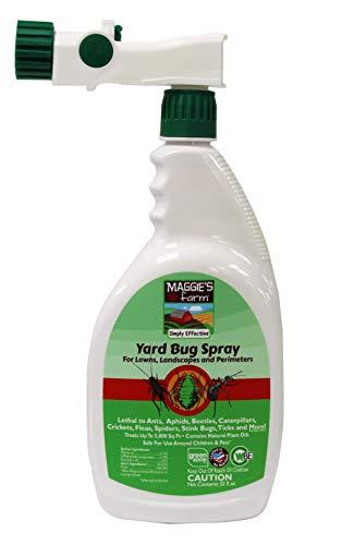 Maggie's Farm Yard Bug Spray - 32 fl oz RTS