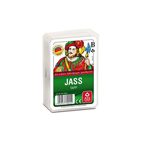 ASS Altenburger 22570025 - Jass/Tapp, französisches Bild