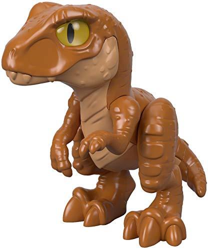Figura de Acción Imaginext Jurassic World T-Rex