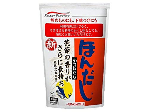 味の素 ほんだし 1kg x 12袋 (1ケース)