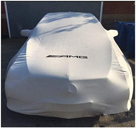 Car-Cover Geeignet for Mercedes Benz AMG GTS GTC GTR Sonder Car Cover Regenschutz Sonnenschutz Allwetter-Markise Persenning Schneesicher Kratzfeste Sedan Abdeckung Isolierung Auto Kleidung