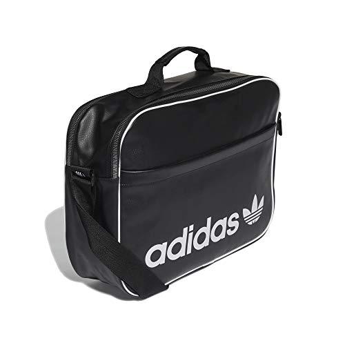 adidas Vintage Airliner Bag Bag, color Negro, talla Einheitsgröße