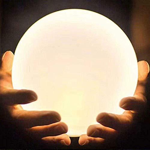 WANA Magic Moon Lampe, Anpassungsfähiges Und Tragbares Licht, Nachtlichtlampe Für Party Babyzimmer Schlafzimmer Und Wohnzimmer Dekoration