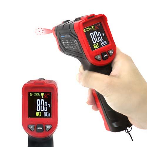 termómetro laser fabricante MATRIX TECHNOLOGY