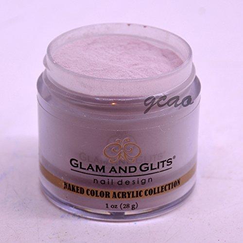 Glam Glits Acrylic Powder 1 Ounce, Mauve