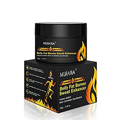 Hot Cream, Cellulite Treatment, Fat Burning Cream for Belly, Workout Enhancer Gel, Firming & Slimming Cream for Shaping Abdomen, Waist and Buttocks