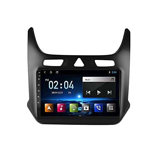 Android 9 Pulgadas Radio De Coche 2 DIN, para Chevrolet Cobalt 2016-2018 Autoradio con WiFi/GPS/Bluetooth/USB/FM, Admite Mandos del Volante 1080P Video,Quad Core,4G WiFi 2+32