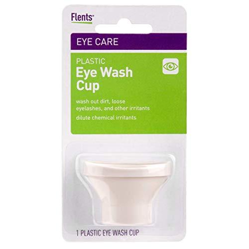 Flents Eye Wash Cup   Case of 72