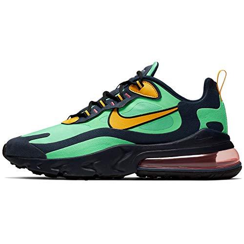 Scarpe Nike Fitness Uomo, Electro Verde/Giallo Ocra-obs, 45.5 EU