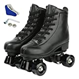 jessie PU Leather Roller Skates Roller Skates for Women Outdoor...