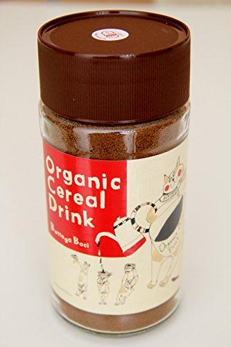 ボッテガバーチ 『有機穀物コーヒーMIX 100g ノンカフェイン 粉』