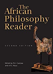 The African Philosophy Reader - P.H. Coetzee & A.P.J. Roux Book Cover