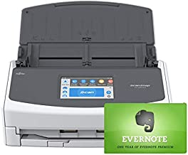 $515 » Fujitsu ScanSnap iX1500 Document Scanner with Evernote Premium