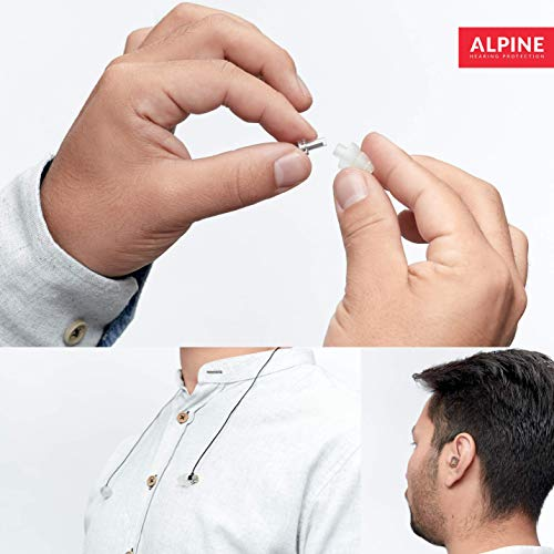 Alpine MusicSafe Pro Gehörschutz Ohrstöpsel für Musiker - 9