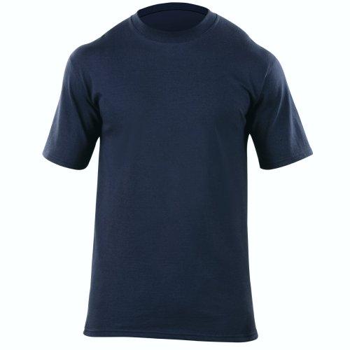 5.11 Tactical #40050 T-Shirt à Manches Courtes Bleu Marine Taille XXXL Bleu Marine