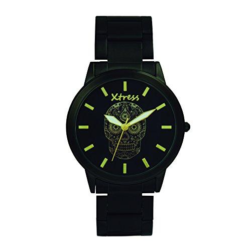 XTRESS Reloj Analógico para Hombre de Cuarzo con Correa en Acero Inoxidable XNA1034-02