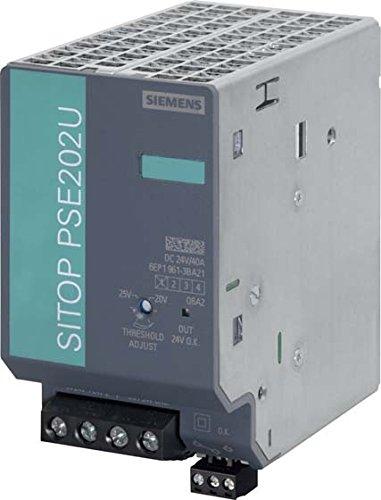 Siemens - Módulo redundancia entrada salida 24v/40adc pse202u