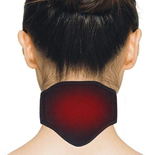 Turmalin selbsterhitzender Halsgürtel Warmhalten Schmerzlinderung Magnetfeldtherapie Nackenschutz Gesundheitswesen Nackenschutz Nackenstütze Halswirbelsäulenkorrektur Komfortable Flugreise mit dem Aut