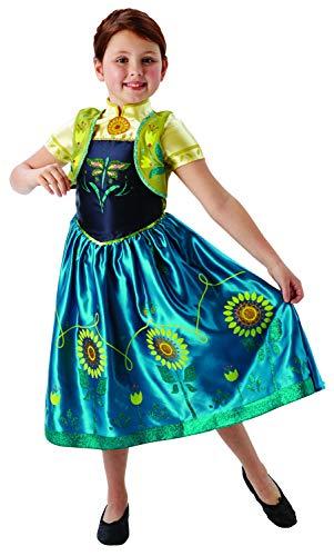 Rubie's-déguisement officiel - Disney- Déguisement Pour Enfant Anna Courtmétrage - Taille L- I-610903L