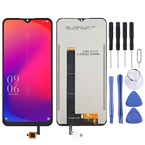 GGAOXINGGAO Pieza de Repuesto de reemplazo de teléfono móvil Montaje Completo de Pantalla LCD y digitalizador para Doogee X95 Accesorios telefónicos