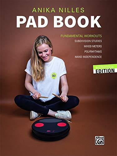 Anika Nilles PAD BOOK (English Edition): Fundamental Workouts