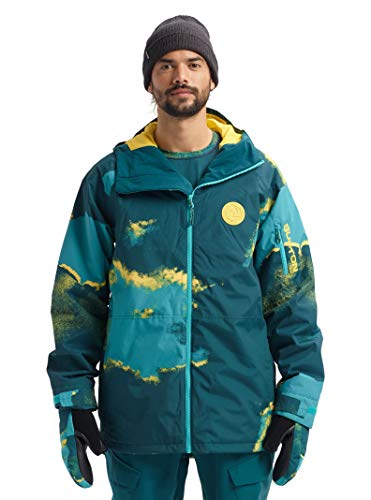 Burton Men's Men's Hilltop Jacket, 92 Air, X-Large
