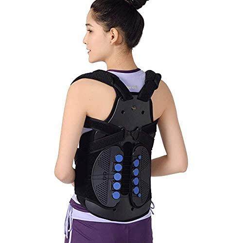 Correttore di postura 1Pcs Tutore per puleggia posteriore Correttore di postura Supporto regolabile | Migliora la postura e fornisce un tutore di supporto per il supporto...