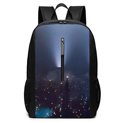 Blade Runner Drama Sci Fi Thriller Action City Business Laptop Rucksack Resistant Tasche Daypack fits 17 Zoll Computer Notebook Rucksack Casual Daypack