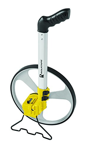 Rolatape RT312M 11-1/4-Inch Single Measuring Wheel Metric
