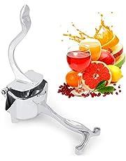 Handmatige Sapcentrifuge - Roestvrij Staal Handmatig - Handpers Juicer Squeezer - Single Press Lemon Squeezer - Huishoudelijke Fruitpers Extractor - Voor Sinaasappel, Granaatappel, Grapefruit
