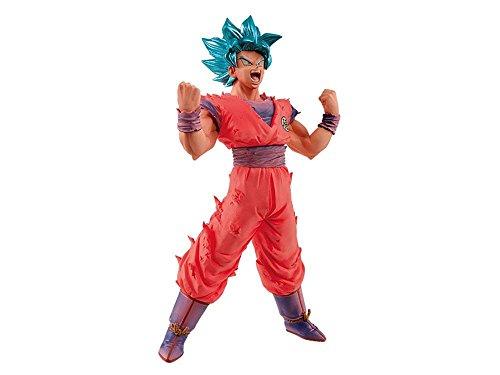 Banpresto 26756 Dragon Ball Blood of Saiyans-Super Saiyan Blue Goku, 18 cm