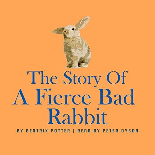 『The Story of a Fierce Bad Rabbit』のカバーアート