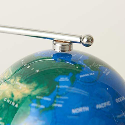 茶谷産業(Chatani)フローティング地球儀ブルーH15.5×W15.5×D10.5『FunScience』866-200