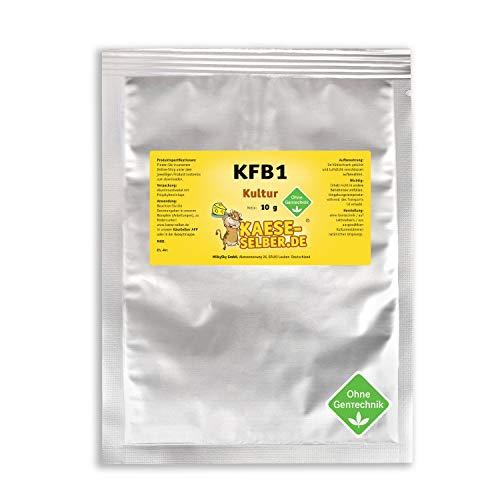 kaese-selber.de KFB1 Kefirkultur