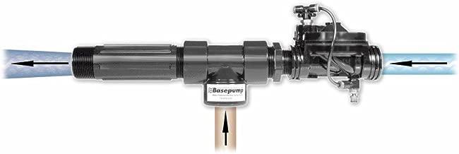 Basepump RB750 Water Powered Backup Sump Pump with Water Alarm