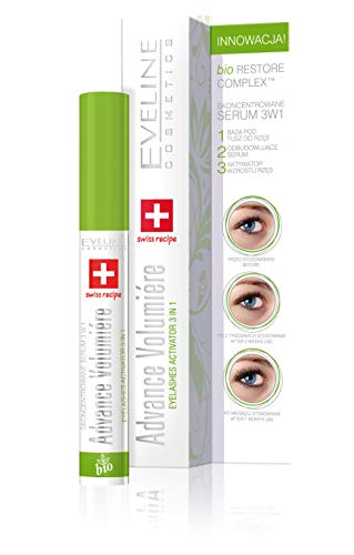 EVELINE Advance Volumiére konzentriertes 3 in 1 Serum, 10 ml