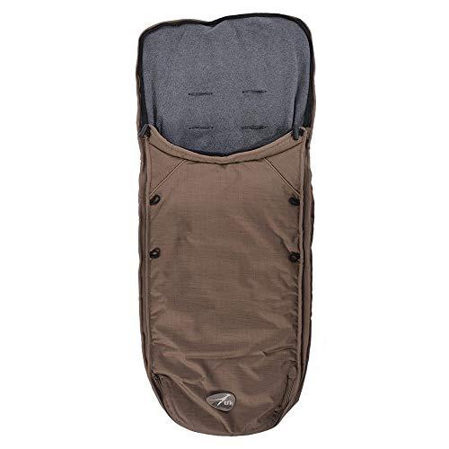 TFK Fleece Fußsack Universal für alle TFK Modelle, Kollektion 2017 - Fossil