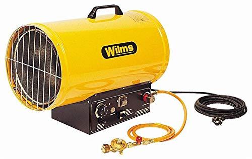 Wilms Duotherm GHE 26 TH Combi-verwarming elektrische kachel gaskachel