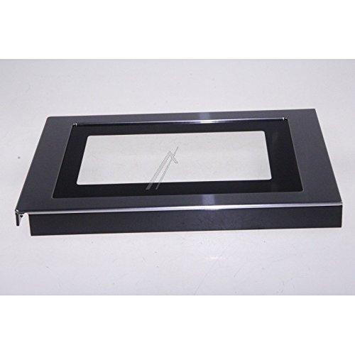 SIEMENS - encadrement de porte facade inox pour micro ondes SIEMENS