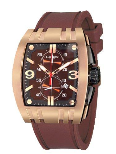 Haurex Italy 3R326UMN Mangusta uomo cronografo–Orologio da donna
