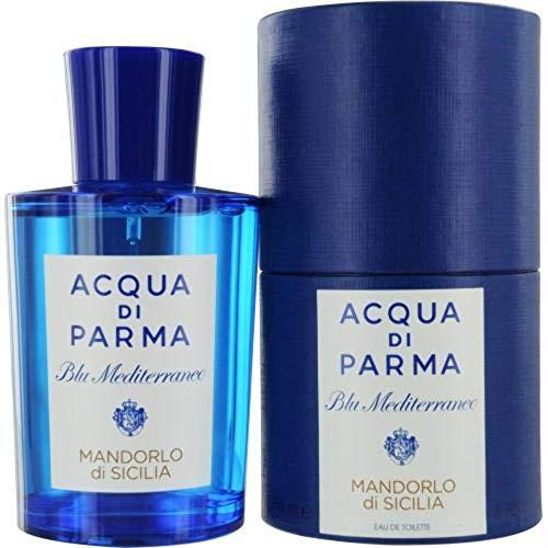 Acqua di Parma Blu Mediterraneo, Mandorlo di Sicilia, Eau de toilette, Spray unisex, 150 ml