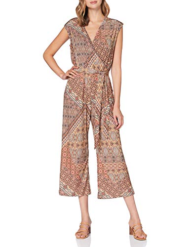 More & More Damen Jumpsuit Overall, 4263, 40