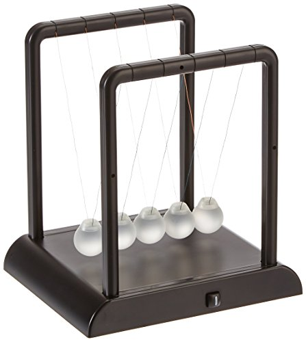 Toysmith Light-Up Newton's Cradl