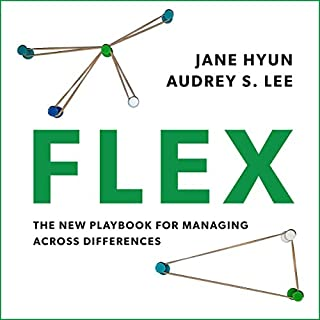 Flex     The New Playbook for Managing Across Differences              By:                                                                                                                                 Jane Hyun,                                                                                        Audrey S. Lee                               Narrated by:                                                                                                                                 Marguerite Gavin                      Length: 10 hrs and 16 mins     Not rated yet     Overall 0.0
