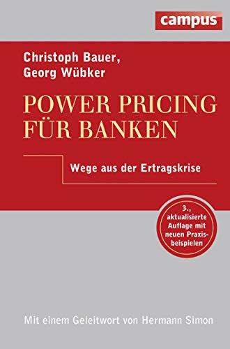 Power Pricing für Banken: Wege aus der Ertragskrise